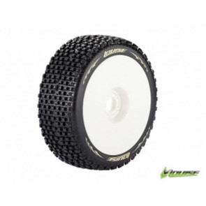 Louise 1/8 B-Pirate Competition Tyres Premounted T3126Sw