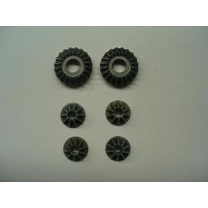 Lrp S8bk Diff Gear Set (6pcs) 132057