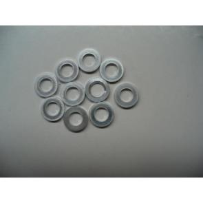 Lrp Aluminum Collar Blue (10pcs) 132081