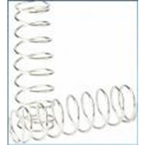 Lrp Springs Silver Hard Front 132560