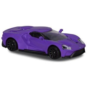 Majorette 1/64 Ford GT Purple 212053051ac2k
