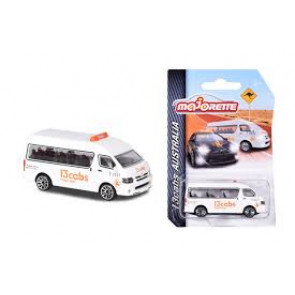 Majorette 1/64 13Cabs Hiace Maxi Van 212053052au3