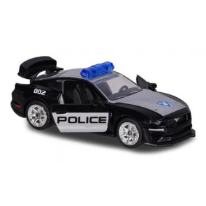 Majorette 1/64 Deluxe Ford Mustang GT Police 212053152d