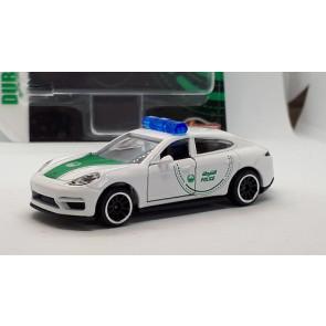 Majorette 1/64 Dubai Police Porsche Panamera Turbo 212057186047b