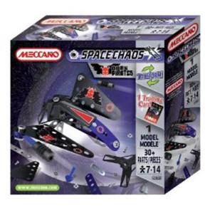 Meccano Space Chaos Drones Dark Pirates 802100b