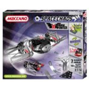 Meccano Space Chaos Dark Pirates Fighters Plane 805102