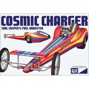 MPC 1/25 Cosmic Charger Carl Casper 826