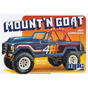 MPC 1/25 Jeep Commando Mount N Goat 887