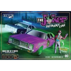 Mpc 1/25 Batman Joker Goon Car 1978 Dodge 890