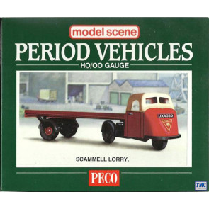 modelscene scammell mechanical horse 5015