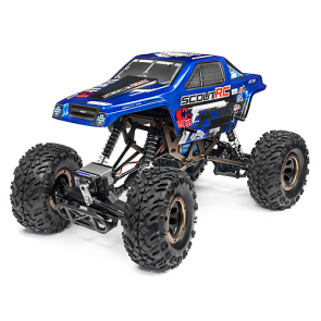 Maverick 1/10 Scout RC 4wd Electric Crawler 12505