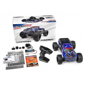Maverick 1/10 Strada MT Electric Brushed Monster Truck 12615