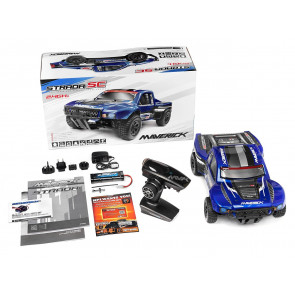 Maverick 1/10 Strada SC 4wd Brushed Electric Short Course Car 12617