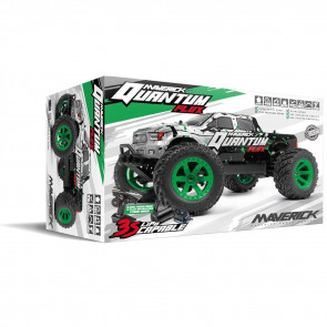 Maverick 1/10 Quantum MT 4WD Flux Brushless Electric Monster Truck 150201