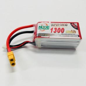 NXE Power 14.8v HV 1300Mah 95c Drone Softcase Lipo XT60 1300sc954sxt60