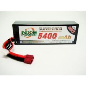 Nxe Power 11.1v 5400Mah 60c Hardcase 5400hc603sdean