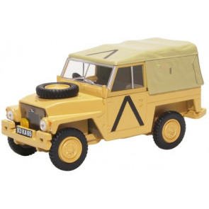 Oxford 1/43 Land Rover Lightweight Gulf War 43Lrl008