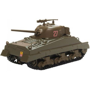 Oxford 1/76 Sherman Mkiii 4Th/7Th Royal Dragoon Guards, France 1944 76Sm004