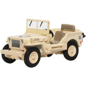 Oxford 1/76 Willys Mb Usaaf Tunisia 1943 76Wmb007