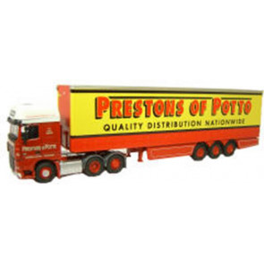 Oxford 1/76 DAF C/Side Preston/Potto (Ltd 2000) daf03cs