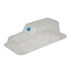 ProLine Jeep Wrangler Unlimited Rubicon Clear Body Pro-3336-00