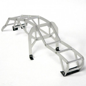 Rcsolutions Traxxas Slash Roll Cage Silver rcs153