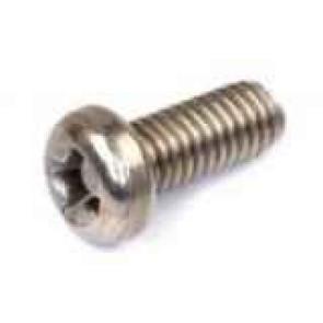 Rdlogics Titanium Round Head Screw 4 x 10mm 8 Pieces 30410