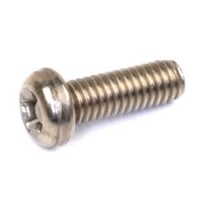 Rdlogics Titanium Round Head Screw 4 x 12mm (8) 30412