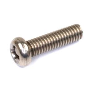 Rdlogics Titanium Round Head Screw 4 x 15mm (6) 30415