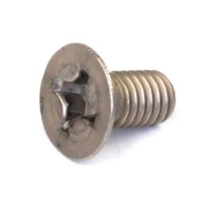Rdlogics Titanium Flat Head Screw 3 x 6mm (10) 32306