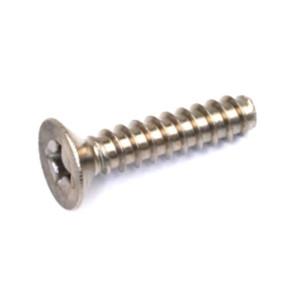 Rdlogics Titanium Flat Head Tapping Screw 4 x 18 mm (6) 32418T