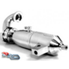 Rdlogics One Piece Rear Exhaust Pipe Set For FW05R Outaw 62240