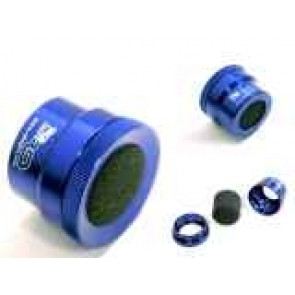 Rdlogics revo/ Tmax alloy air filter silver 66300s