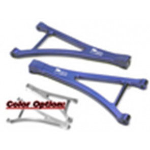 Rdlogics Aluminum Arms for Revo Front Lower Silver (L&R) Rv-050S