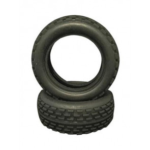 River Hobby 1/10 Front Tyres With Foam Inserts (2Pc) 10307