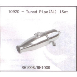 River Hobby Tuned Exhaust Pipe (AL) 1set 10920