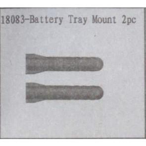 River Hobby Battery Tray Mount 2pcs 18083