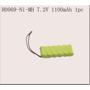 River Hobby Ni-MH 7.2v 1100mAh 1pc h0069