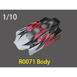 River Hobby 1/10 Printed Body (Rh1006) R0071
