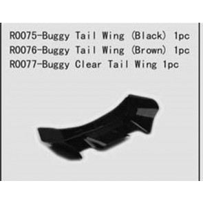 River Hobby 1/10 Buggy Wing Black R0075