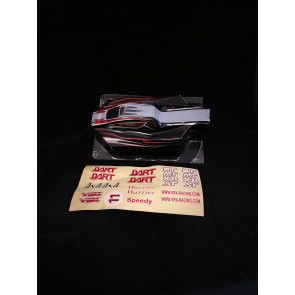 River Hobby 1/18 Dart Buggy Printed Body r0133