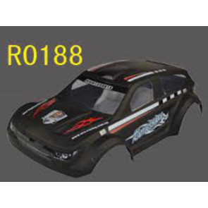 River Hobby 1/10 Coyote Painted Body r0188