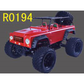 River Hobby 1/10 Body w/o Roll Cage MC28 r0194