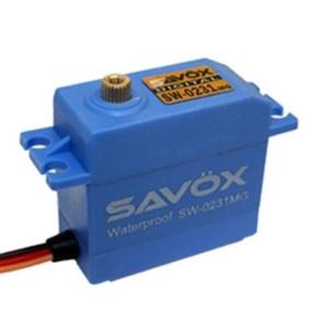 Savox Digital High Torque Metal Gear Servo Waterproof sw0231mg