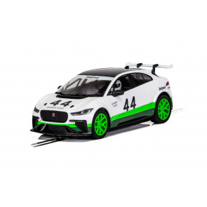 Scalextric 1/32 Jaguar I-Pace Group 44 Heritage Livery c4064