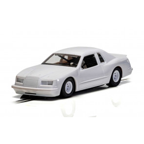Scalextric 1/32 Ford Thunderbird - White c4077