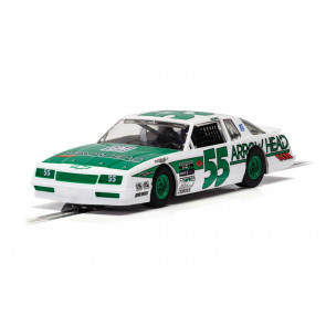Scalextric 1/32 Chevrolet Monte Carlo Green /White No.55 Slot Car c4079