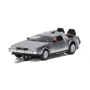 Scalextric 1/32 DeLorean - Back to the Future c4117