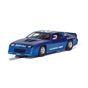 Scalextric 1/32 Chevrolet Camaro IROC-Z Blue c4145