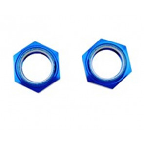 Associated Nyloc Wheel Hex Nuts RC8 89094